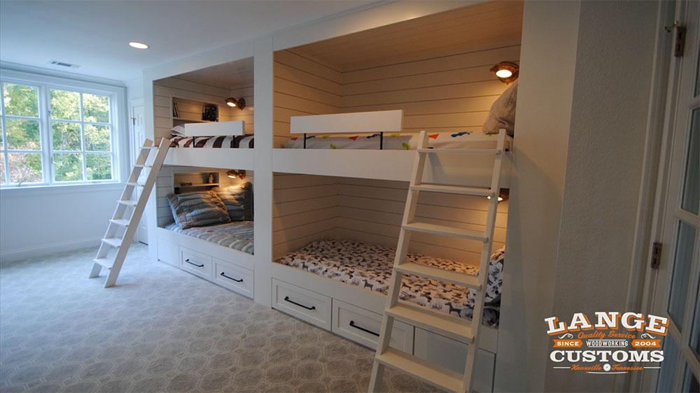Scott Family Bunk Bed Lange Customs