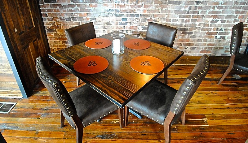 Lonesome Dove Wood Table