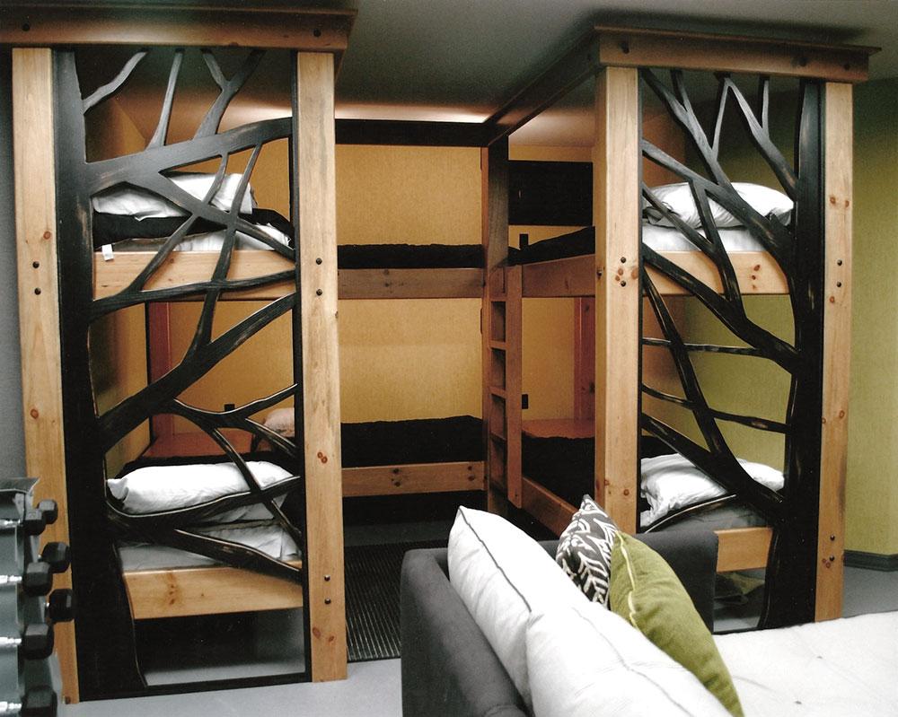 Tree Bed